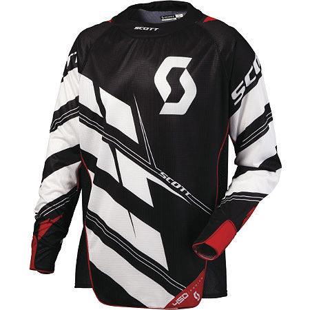 2013 Scott 450 Jersey - Commit - Main