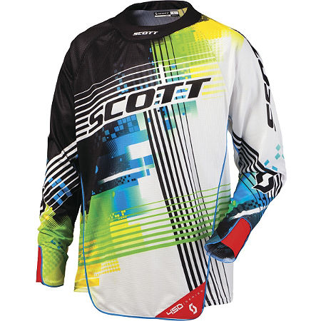 2013 Scott 450 Jersey - Tangent - Main