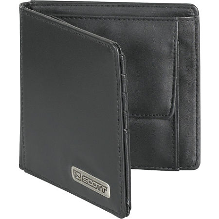 Scott Leather Wallet - Main