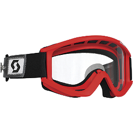 Scott Recoil Speed Strap Goggles - Scott Recoil Pro Sand Goggles
