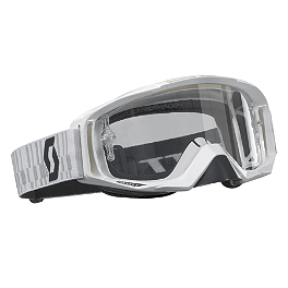 Scott Tyrant Goggles - Scott Hustle Works Film System Goggles