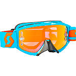 Scott Youth 89Si Pro Graphic Goggles -  Dirt Bike Goggles and Accessories