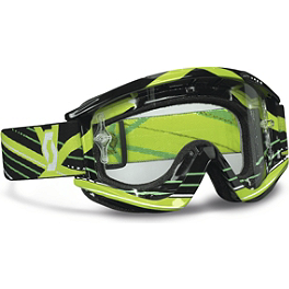 2013 Scott Recoil Xi Pro Graphic Goggles - Scott Recoil Xi Pro Graphic Goggles - Chrome