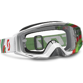 2013 Scott Tyrant Goggles - Scott Works Hustle/Tyrant Film Kit