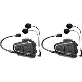 Cardo Systems Q1 TeamSet - Cardo Systems Q3 Single Headset