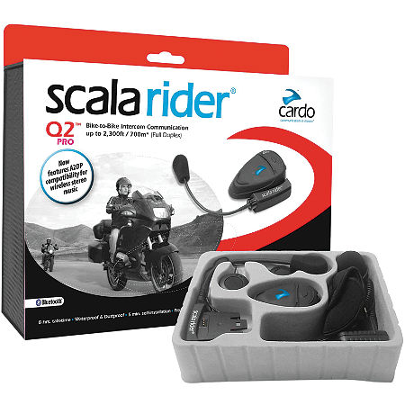 Scala Rider Q2 Pro Single Headset - Main