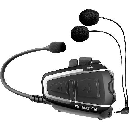Cardo Systems Q3 Single Headset - Main