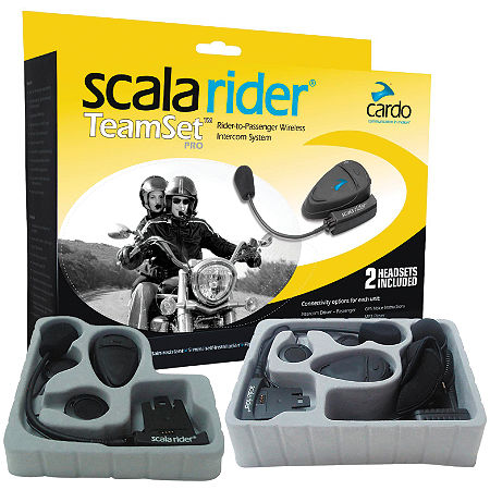 Scala Rider Teamset Pro 2 Pair Headset - Main