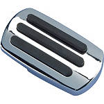 Show Chrome Brake Pedal Cover - Show Chrome Cruiser Controls