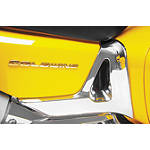 Show Chrome Battery Side Cover - Chrome - Cruiser Battery Box Cover