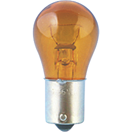Show Chrome 1156 26W Amber Bulb - Show Chrome French Flag - 5-1/2