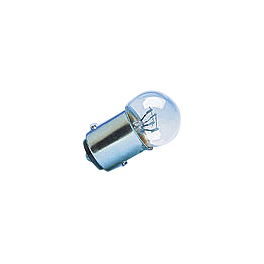 Show Chrome S8 10/10W Bulb - 2003 Honda Shadow Spirit 750 - VT750DC Show Chrome Helmet Holder Pin - 10mm