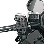 Show Chrome C.B. Controller Cover - Show Chrome Cruiser Controls