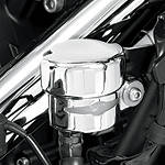 Show Chrome Rear Brake Reservoir Cover - Celestar - Show Chrome Cruiser Controls