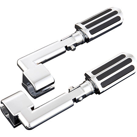 Show Chrome Case Guard Pegs - Rail - Main