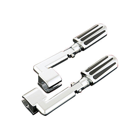 Show Chrome Case Guard Pegs - Teardrop - Main