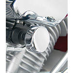 Show Chrome Choke Knob Cover - Honda Shadow VLX - VT600C Cruiser Engine Parts and Accessories