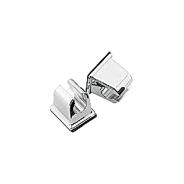 Show Chrome Cord Keeper - Chrome - Show Chrome Riser Mounting Bolts M12 - 1.25