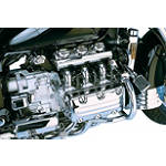 Show Chrome Carburetor Covers - Show Chrome Cruiser Engine Parts and Accessories