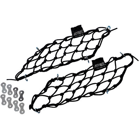 HOPNEL Cubbynets Saddlebag Lid Nets - Main