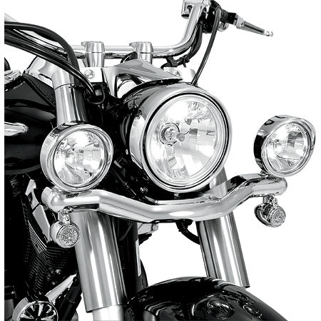 Show Chrome Driving Light Kit - Contour - Main