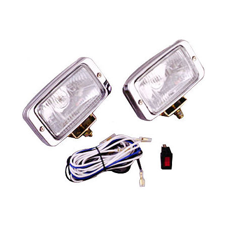 Show Chrome Driving Light Kit - Halogen - Main