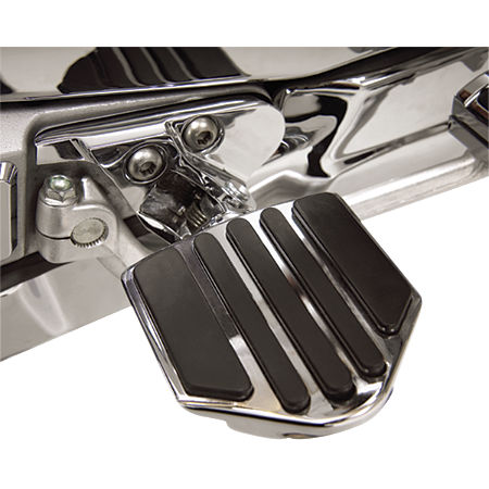 Show Chrome Driver Peg Mounting Bracket - Main
