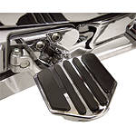 Show Chrome Driver Peg Mounting Bracket - Show Chrome Cruiser Controls