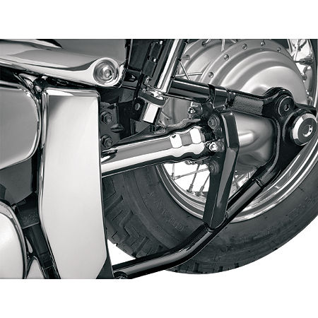 Show Chrome Driveshaft Cover - Main