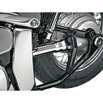 Show Chrome Driveshaft Cover -