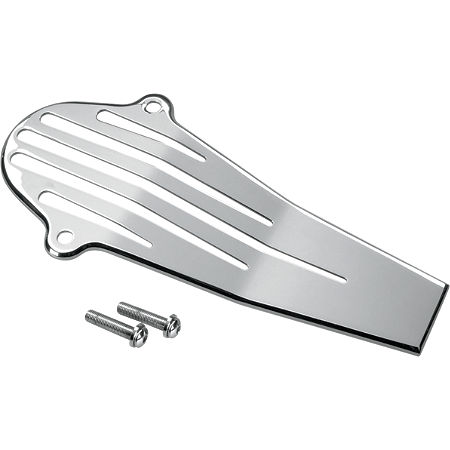 Show Chrome Driveshaft Cover - Teardrop - Main