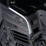 Show Chrome Upper Fairing Edge Trim - Show Chrome Cruiser Dash and Gauges
