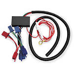 Show Chrome Electronically Isolated Trailer Wire Harness - Dirt Bike Hitch Accessories