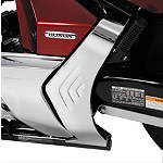 Show Chrome Frame Cover - Chrome - Honda Interstate 1300 - VT1300CT Cruiser Body