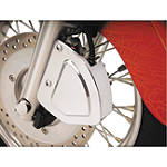 Show Chrome Front Caliper Cover - Stepped