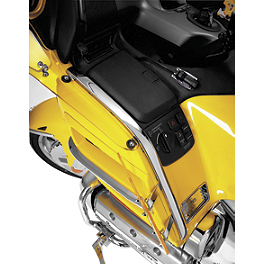 Show Chrome Fairing Face Molding - 2003 Honda Gold Wing 1800 - GL1800 Show Chrome LED Martini Trunk Molding Insert