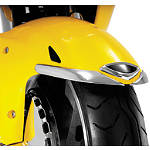 Show Chrome Front Fender Medallion - Show Chrome Cruiser Fairing Kits and Accessories