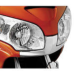Show Chrome Front Fairing Nose Trim - Show Chrome Cruiser Fairing Kits and Accessories