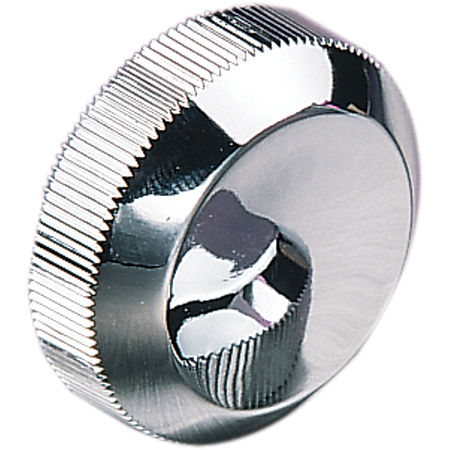 Show Chrome Fork Cover Cap - Main