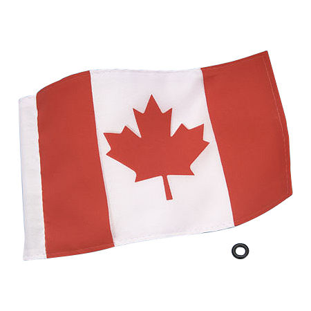 Show Chrome Canadian Flag - 6