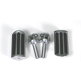 Show Chrome Front Peg Kits - Rail - 2001 Honda Gold Wing 1800 ABS - GL1800A Show Chrome Heel-Toe Shifter