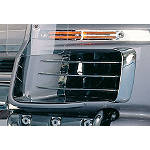 Show Chrome Fairing Side Fin Louvers - Show Chrome Cruiser Fairing Kits and Accessories