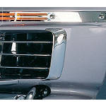 Show Chrome Fairing Side Vent Trim Set - Show Chrome Cruiser Fairing Kits and Accessories