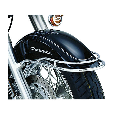 Show Chrome Front Fender Rail - Main