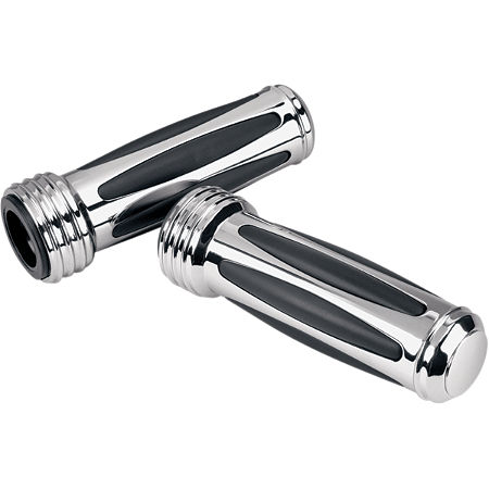 Show Chrome Comfort Raised Closed Ended Grips - Main