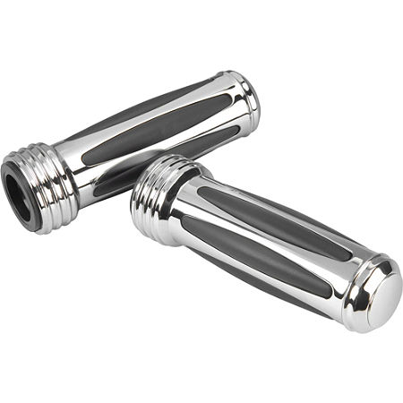 Show Chrome Comfort Raised Grips - Main