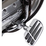 "Show Chrome Vantage Highway Board Set For 1"" Bar -  Cruiser Controls"