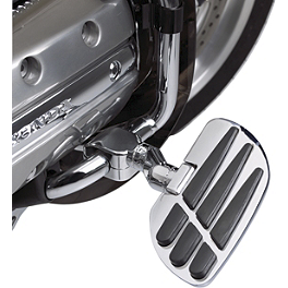"Show Chrome Vantage Highway Board Set For 1-1/4"" Bar - 2004 Yamaha Royal Star 1300 Venture - XVZ13TF Show Chrome Front LED Turn Signal Conversion Kit"