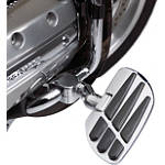 "Show Chrome Vantage Highway Board Set For 1-1/4"" Bar - Show Chrome Cruiser Controls"