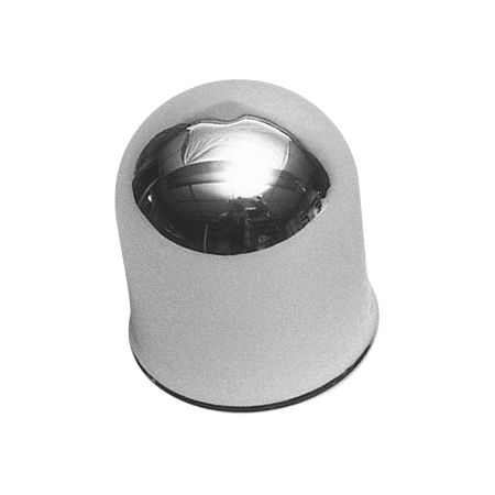 Show Chrome Trailer Hitch Ball Cover - Main